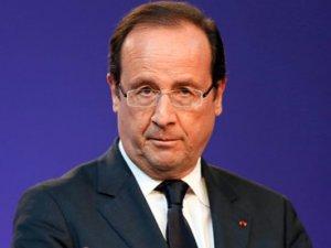 Fransa Cumhurbaşkanı Hollande: Charlie Hebdo yeniden doğdu