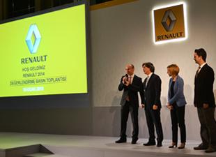Türkiye Renault, dünya satış sıralamasında ilk 5'te