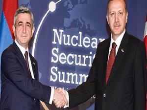 Cumhurbaşkanı Erdoğan'dan Serj Sarkisyan'a Çanakkale daveti