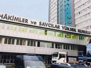 HSYK, 888 hakim ve savcının görev yerini değiştirdi