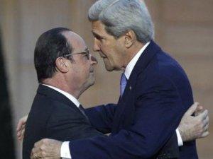 John Kerry, Fransa'ya gitti