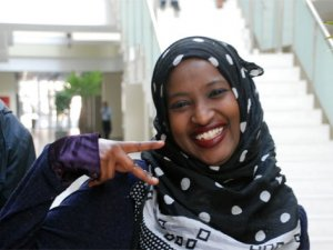 Kenyalı öğrenci 2 yıldır göremediği ailesine kavuşacak