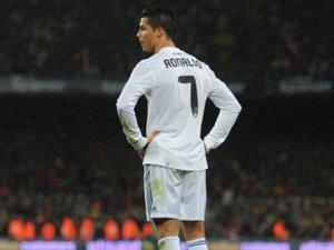 Ronaldo özür diledi