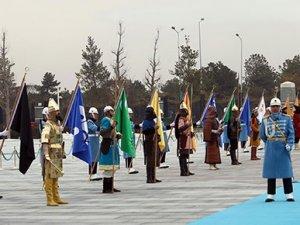 16 Türk devleti için heykel dikilecek