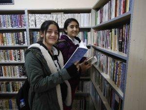 Bayraklı'da kütüphane sayısı artıyor