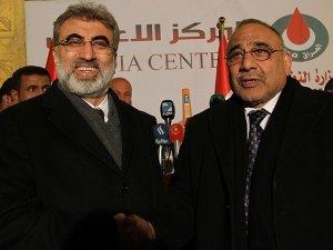 Irak'la yüzen santral anlaşması