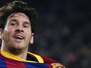 Messi'den 30. hat trick