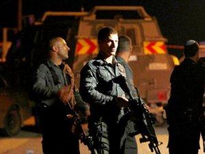 İsrail'de IŞİD operasyonu
