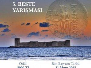 Korikos Antik Kenti notalara ilham kaynağı olacak