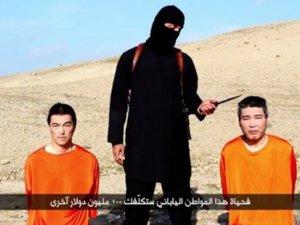 IŞİD iki Japon rehine için 72 saat süre verdi