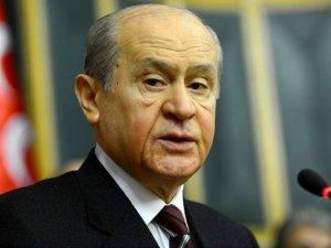 MHP lideri Devlet Bahçeli: Hükümet mevta oldu, Allah kimseyi Davutoğlu'nun durumuna düşürmesin