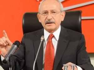 Kemal Kılıçdaroğlu'nun gündem konusu Yüce Divan oylamasıydı