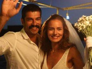 Film setinde evlilik provası