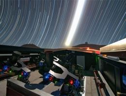 ESO yeni teleskobunu devreye soktu