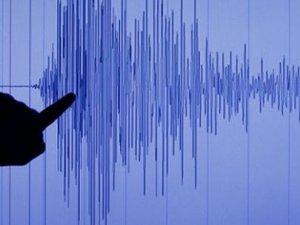 Van'da 4.4 büyüklüğünde deprem