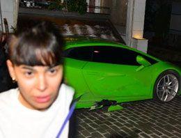 Asena Erkin'in kazası pahalıya patladı