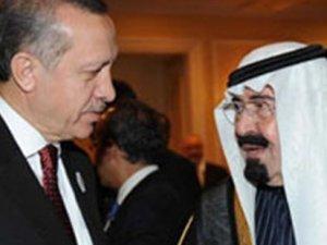 Cumhurbaşkanı Erdoğan, Suudi Arabistan Kralı'nın cenazesine katıldı