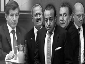 Yüce Divan kararından 1 gün önce, Davutoğlu 4 eski bakanla biraraya gelmiş