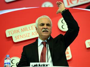 """Koray Aydın: Harama bulaşanın kolunu koparırız"""" söylemi yalan olmuş, Davutoğlu'nun liderliği başlamadan bitmiştir."""