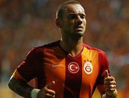 Sao Paulo'nun Sneijder planı tutmadı