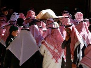 Suudi Arabistan Kralı Abdullah Bin Abdulaziz El Suud son yolculuğuna uğurlandı