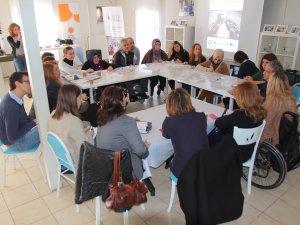 'EngelinİZLE Başa Çıkın' proje çalıştayı başarıyla tamamlandı