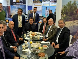 """EMITT Fuarı'nda """"Yörük Kültürü"""" ziyaretçileri cezbetti"""
