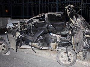 İstanbul Bakırköy'de korkunç kaza: 1 ölü 2 yaralı