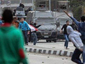 Mısır'da ölü sayısı 21'e yükseldi