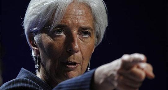 IMF'den Yunanistan'a sert çıkış