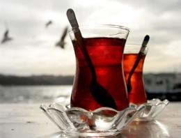 Çay ile ilgili açıklama