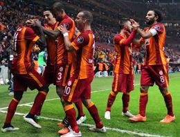 Galatasaray maçı 20:00'ye alındı