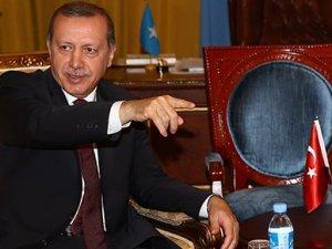 Cumhurbaşkanı Erdoğan: 17-25 Aralık'tan sonra darbeye karşı darbe yaptık