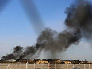 İspanya'daki F-16 faciası Yunanistan ve Fransa'yı yasa boğdu