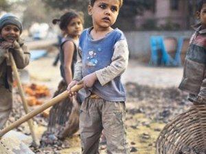 Türkiye'de okula gitmeyen çocuk işçi oluyor