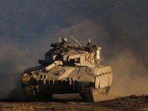 Sınırda İsrail askerlerine saldırı