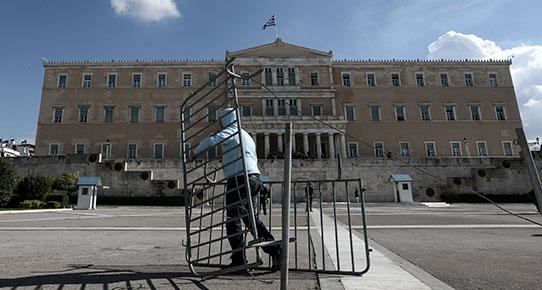 Yunanistan'da Hükümet kararlarını açıkladı