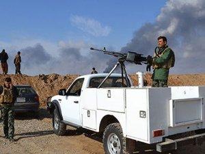 IŞİD Kerkük'e saldırdı: 1 ölü 7 yaralı