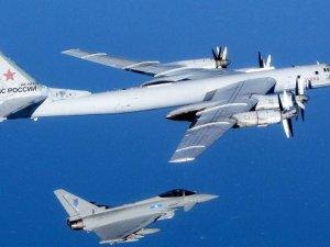 İngiltere ile Rusya arasında hava sahası krizi