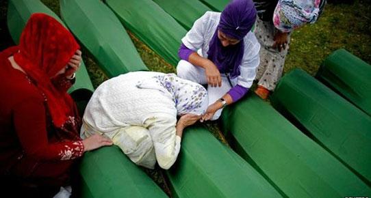Srebrenitsa davasında şok gelişme