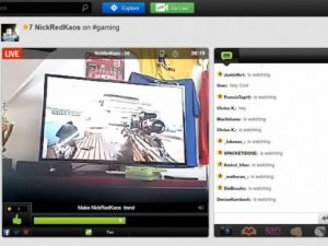 Canlı video platformu YouNow için tepkiler artıyor