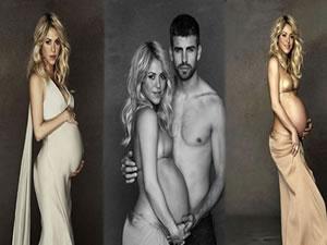 Pique- Shakira çiftinin ikinci bebekleri doğdu