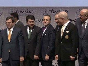 Cumhurbaşkanı Erdoğan müdahale etti, Egemen Bağış sahneye geldi