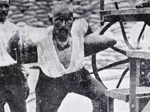 Seyit Onbaşı'nın kaldırdığı mermi 214 kiloymuş