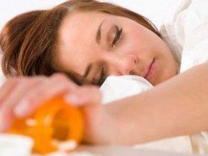 Uyku hapları bellek sistemini altüst ediyor