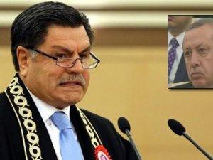 Anayasa Mahkemesi Başkanı Haşim Kılıç, Kadir Özkaya'nın Yemin Töreni'nde konuştu
