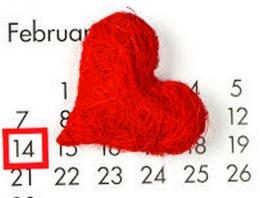 14 Şubat Takvimi