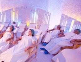 Tuz terapisinin faydaları inanılmaz
