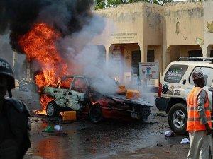 Nijerya'da intihar saldırısı: 5 ölü, 8 yaralı
