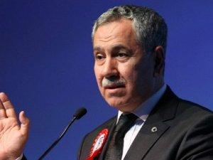 Gazeteciden Bülent Arınç'ı şaşırtan soru